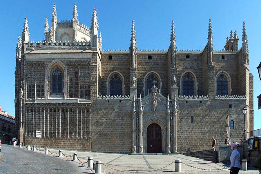 Iglesia del monasterio de San Juan de los Reyes