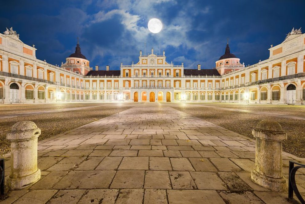 Visitas guiadas a Palacio de Aranjuez